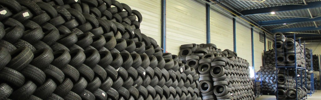 Used tyres export
