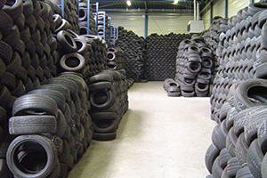 Used tyres Netherland